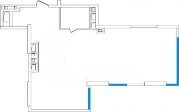 Апартаменты, Бизнес-центр в Научном проезде
