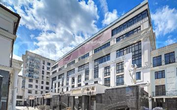 """ЖК  """"Чистые Пруды"""", Барашевский пер., 10, Подсосенский пер., 3, особняки"""