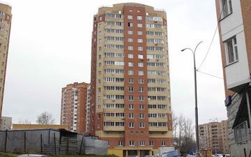 "ЖК ""Балашиха-парк"", Балашиха, микрорайон 22, корп. 21, 22"