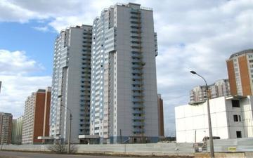 "ЖК ""Балашиха-парк"", Балашиха, мкр. 22, корп. 25 (Трубецкая ул., 104)"