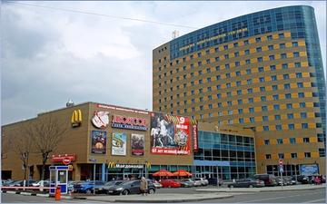"""Бизнес-Центр """"East Gate"""" (Восточные ворота), """"Гелиопарк-Форум"""""""