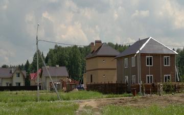 """Коттеджный поселок """"Лосиный парк"""""""