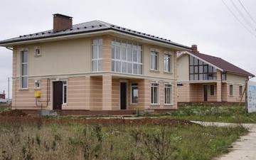 """Коттеджный поселок """"Петровские аллеи"""""""