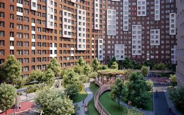 """ЖК """"Румянцево-Парк"""""""