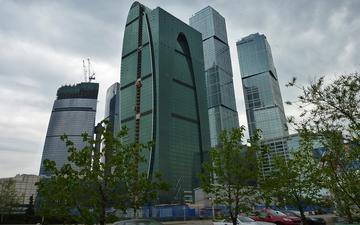"Деловой центр Москва-Сити башня ""Imperia Tower"" (""Империя Тауэр"")"