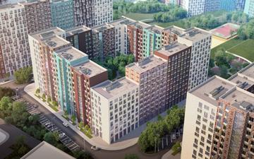 Квартиры ЖК «Эко Видное 2.0» от Бест-Новострой - планировки, цены