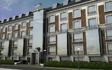"ЖК ""Апарт-хаус Николаевский"", Clerkenwell House Loft-style apartments (Клеркенвелл Хаус Лофт-стайл апартментс)"