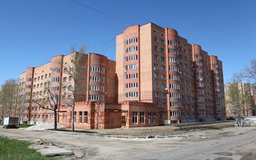 """ЖК """"Егорьевск, Сосновая ул., 4А"""""""
