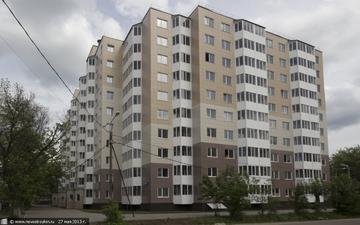 "ЖК ""Электросталь, ул. Захарченко (Рабочий пр-д), 3"""