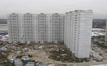 """ЖК """"Железнодорожный, 30, 32, 34, 36 (мкр. Ольгино, корп. 21, 56, 61, 57)"""" от Главмосстрой недвижимость - планировки, цены"""