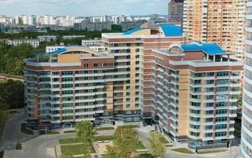 """ЖК """"Квартал на Ленинском"""", Ленинский пр., 114, квартал 32-33"""
