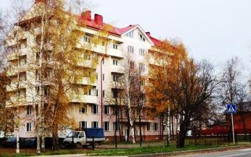 """ЖК """"Талдом, ул. Шишунова, 10, корп. 1"""" от Century21 - планировки, цены"""