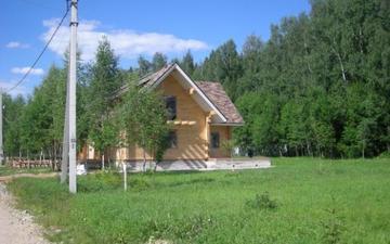 """Коттеджный поселок """"Лесной парк"""""""