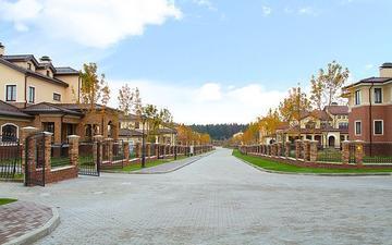 """Коттеджный поселок """"Rubin Estate"""""""