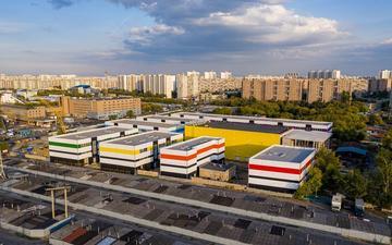 PERERVA от KR Properties - планировки, цены