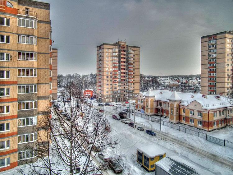 Продается двухкомнатная квартира московская область щелковский район п свердловский ул народного ополчения д 3