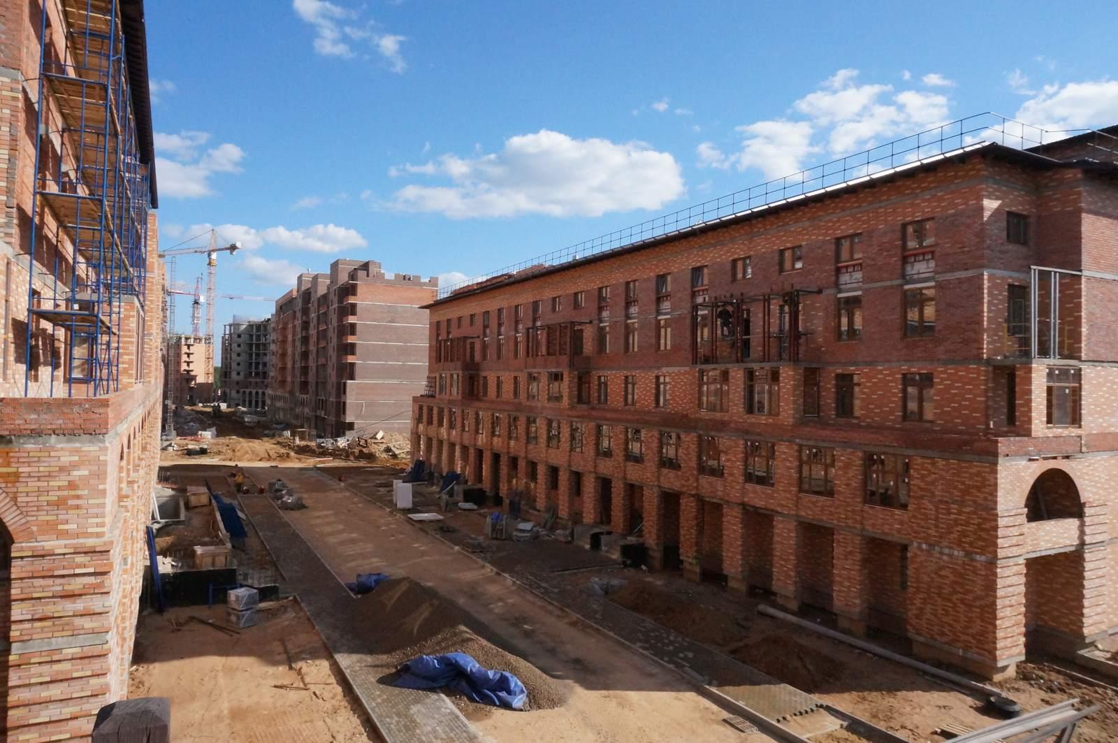 Готовые квартиры в пятницких кварталах с фото