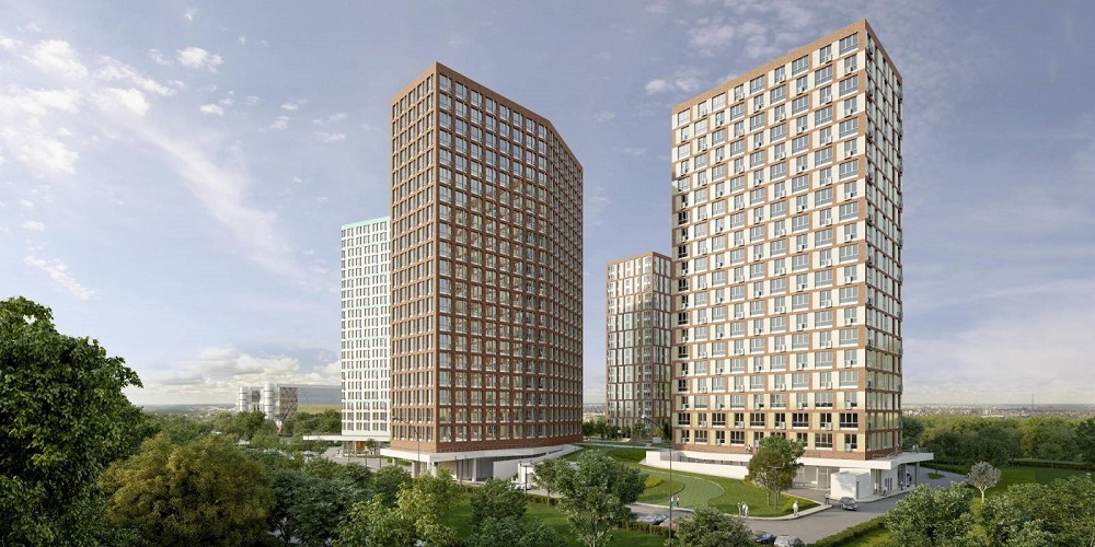 """жилой комплекс """"Citimix"""" (Ситимикс) от Apsis Globe - планировки, цены"""
