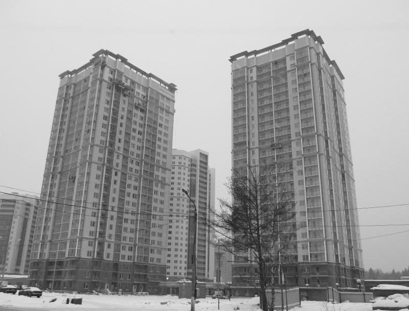 """ЖК """"Изумрудные Холмы"""", Красногорск, 1-я очередь от Группа Эталон - планировки, цены"""