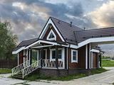 """Коттеджный поселок """"Новорижский оазис"""" от GOOD WOOD - планировки, цены"""
