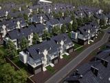 """Поселок таунхаусов """"Барвиха Village"""" от ИНКОМ-недвижимость - планировки, цены"""