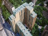 Апарт-комплекс «Волга» от Шатер Девелопмент - планировки, цены