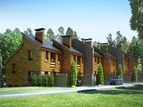 """Посёлок таунхаусов """"По-рижская мечта"""" от CONTACT Real Estate - планировки, цены"""